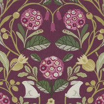 Forester Plum Curtains