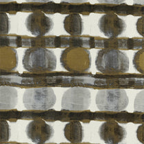 Delphis Charcoal Gold 132877 Curtains