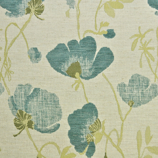 Serafina Teal Curtains