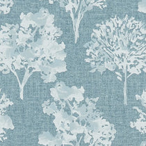 Acer Teal Curtains