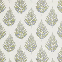 Frond Olive Curtains