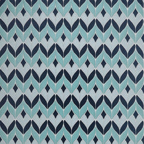 Illion Aqua Fabric by the Metre