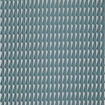 Shard Aqua Fabric by the Metre
