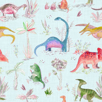 Dinos Dusk Fabric by the Metre