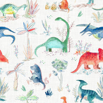 Dinos Primary Fabric by the Metre