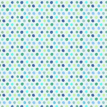 Dotty Lagoon Fabric by the Metre