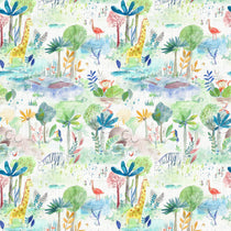 Jungle Fun Primary Fabric by the Metre