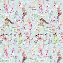 Mermaid Party Dusk Fabric by the Metre