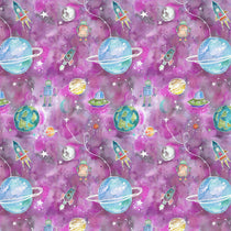 Out Of This World Blossom Fabric by the Metre