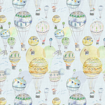Up And Away Citrus Fabric by the Metre
