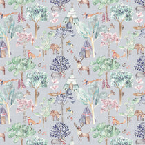 Woodland Adventures Lilac Fabric by the Metre
