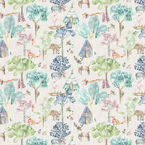 Woodland Adventures Oat Fabric by the Metre