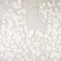 Rosa Pearl Sheer Voile Curtains