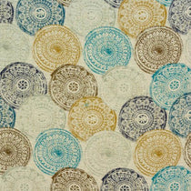 Zodiac Teal Fabric by the Metre