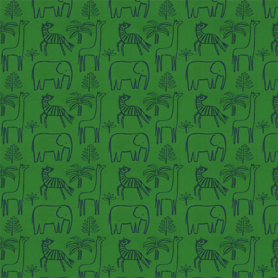 Funky Jungle Gecko 133538 Curtains