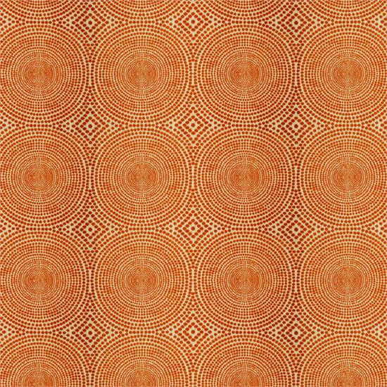 Kateri Tangerine 133528 Curtains