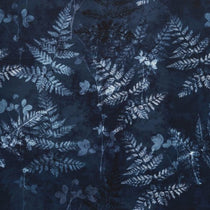 Folium Indigo Curtains