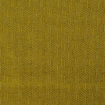 Geo Ochre Curtains