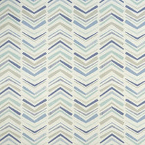 Chevron Denim Curtains