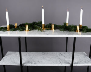 CANDLE holders, candlesticks