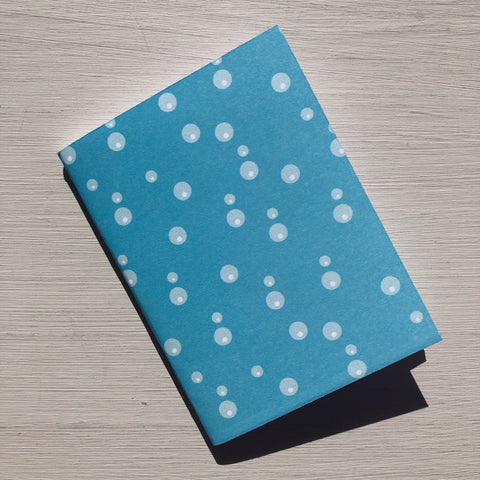 Cute Bubble Micro Size Notebook
