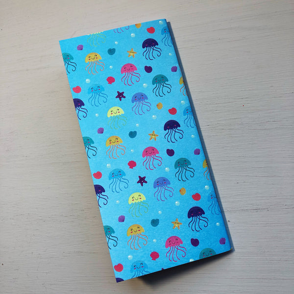 Cute Octopus Hobonichi Weeks Size Notebook