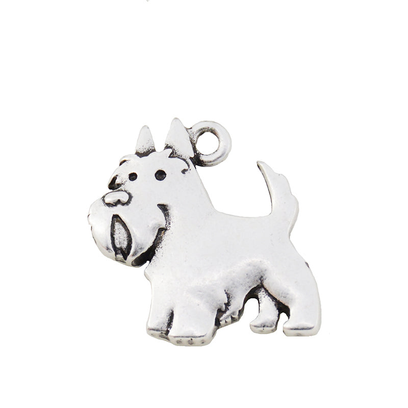 Scottish Terrier Vintage Charm