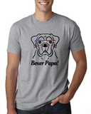 Boxer Papa Men's T-Shirt