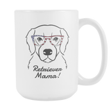 Retriever Mama! Coffee Mug