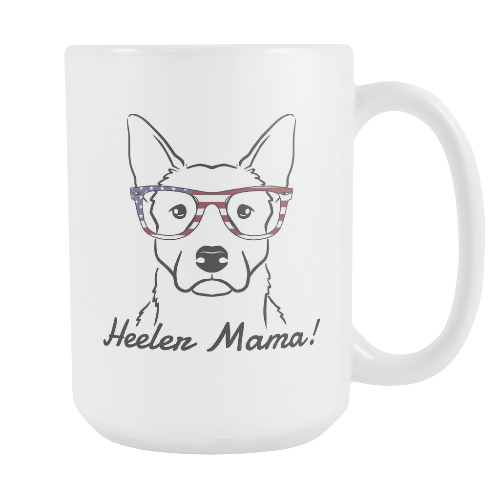 Blue Heeler Mama! Coffee Mug