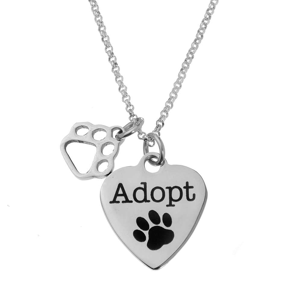 'Adopt' Necklace