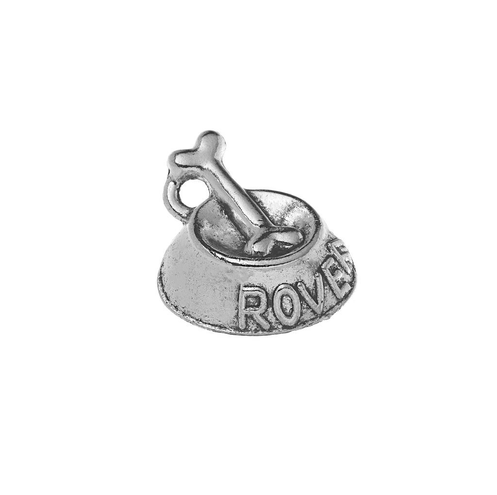 Bone and Bowl Charm
