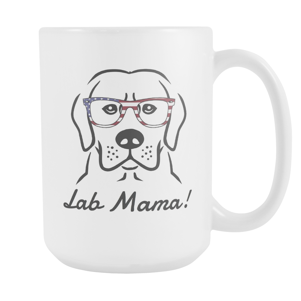 Lab Mama! Coffee Mug