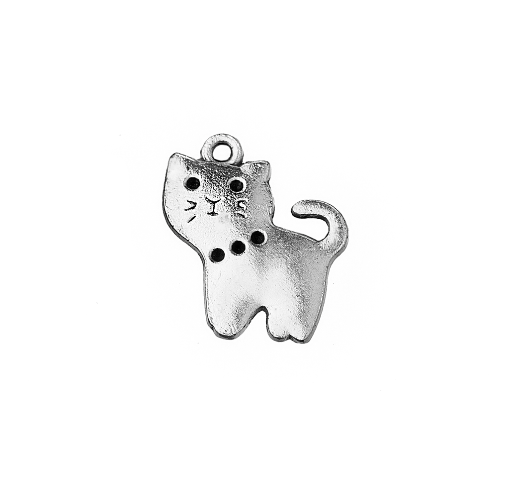 Cat Caricature Charm