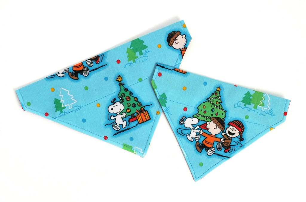 Charlie Brown Christmas Bandana