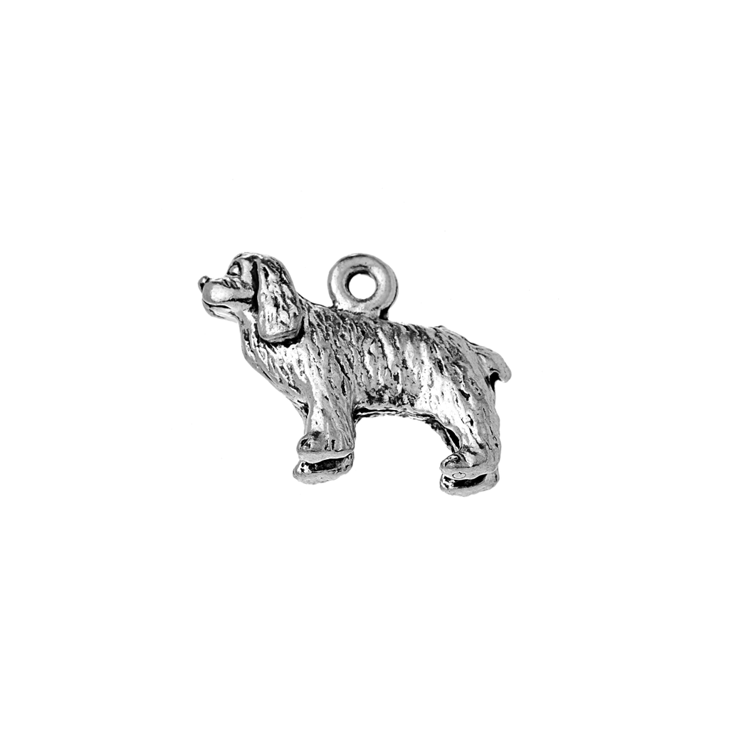 Cocker Spaniel Antique Charm
