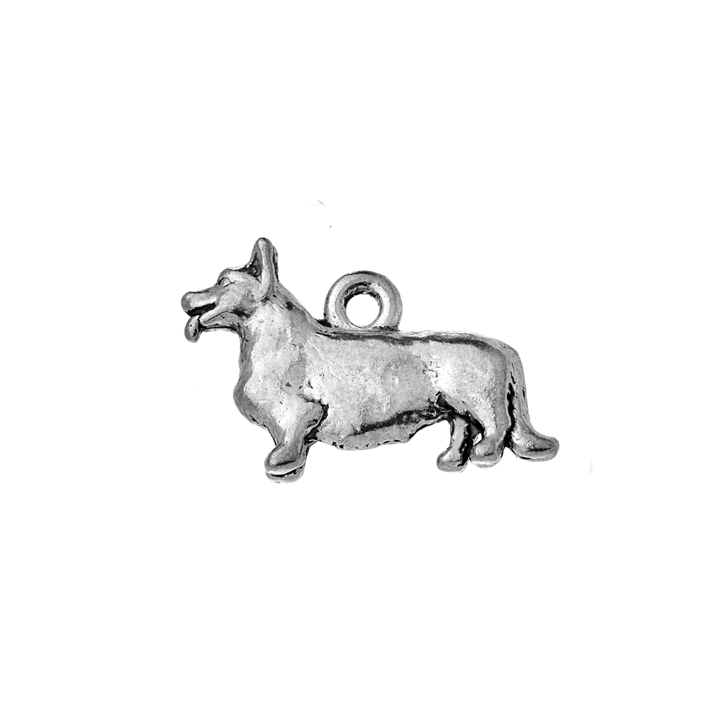 Corgi Antique Charm
