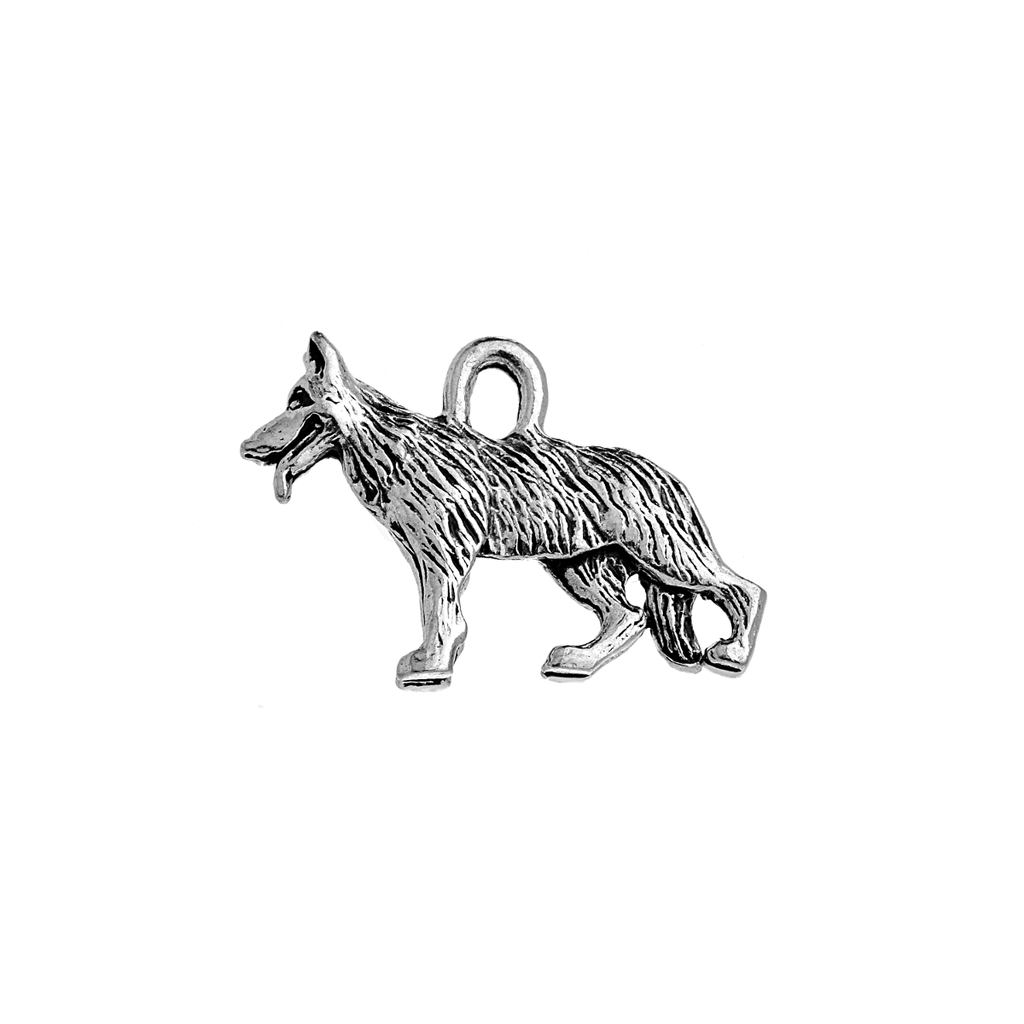 German Shepherd Antique Charm