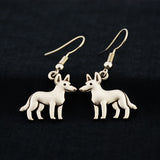 Australian Cattle Dog Vintage Earrings