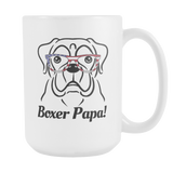 Boxer Papa! Coffee Mug
