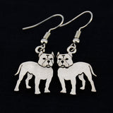 American Bully Vintage Earrings