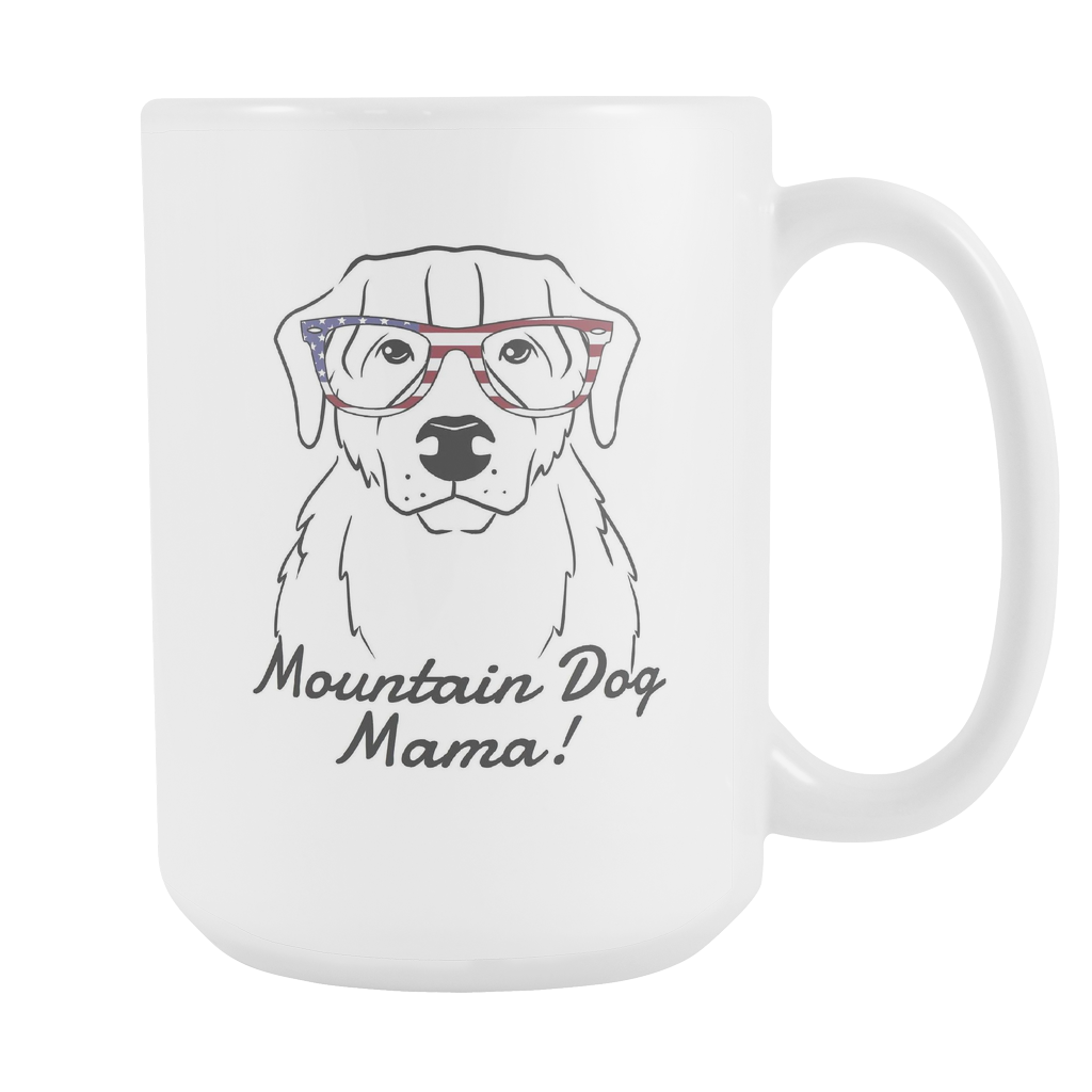 Bernese Mountain Dog Mama! Coffee Mug