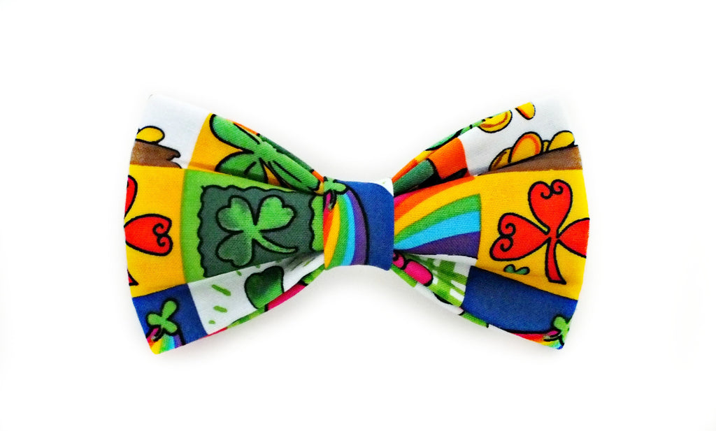 St. Patrick's Day Fun Bow Tie