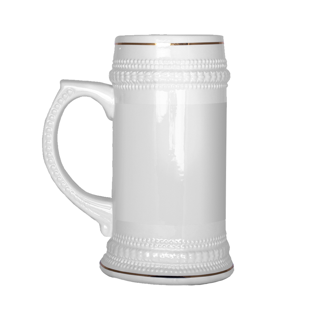 Chow Chow Papa! Beer Stein
