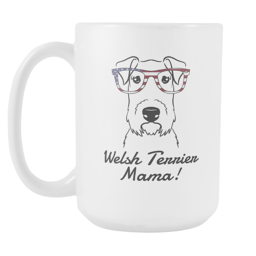 Welsh Terrier Mama! Coffee Mug