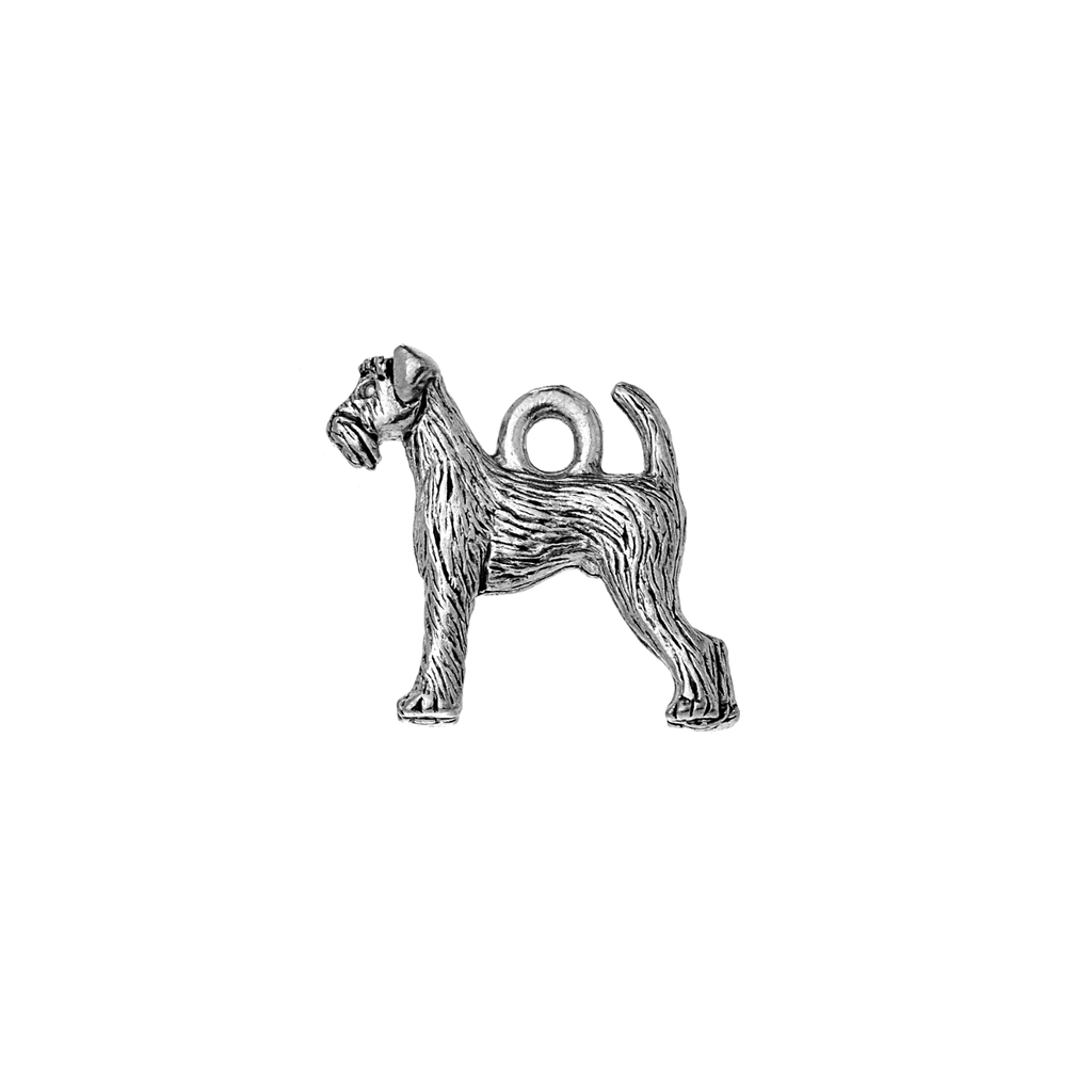 Fox Terrier Antique Charm