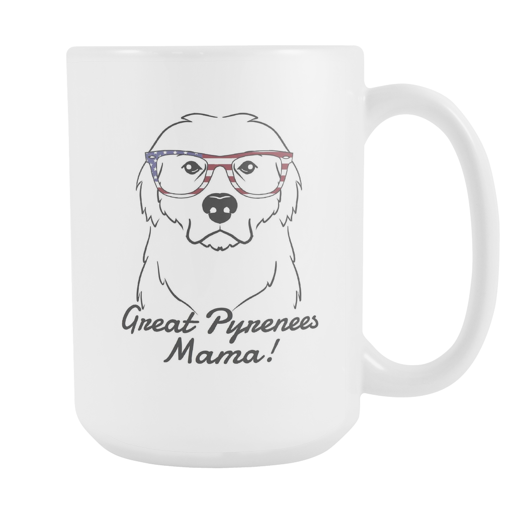 Great Pyrenees Mama! Coffee Mug