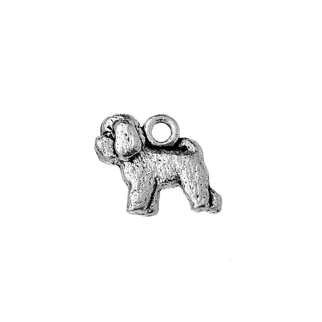 Bichon Frise Antique Charm