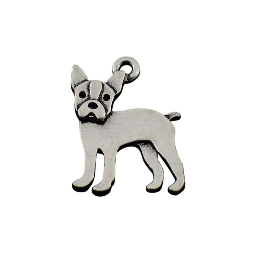 Boston Terrier Vintage Charm