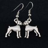 Boxer Vintage Earrings